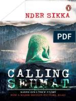 OceanofPDF.com Calling Sehmat - Harinder Sikka
