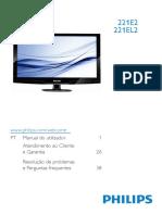 Manual Philips 221e2sb.pdf