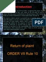 """Workshop Paper on """"Plaint"""""""