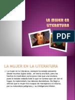 La mujer en La Literatura