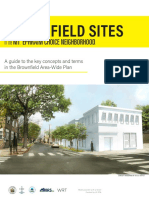 Understanding Brownfield sites