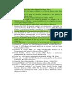 Bibliografia Basica Doctorado 2