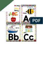 abecedario para niños docx