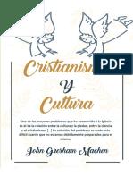 Machen; John Gresham - Cristianismo y cultura.pdf
