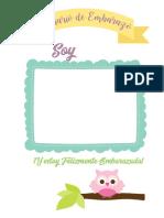 Diario de Embarazo OWL