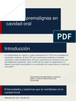 Patología oral sesión