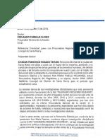 Carta Personero Chadán Rosado