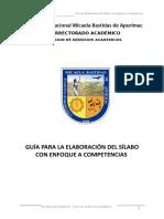 Guia de Elaboracion de Silabo_ultimo y Correcto_01