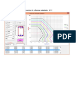 Programa de Diagrama de Interaccion de Columnas Uniaxiales JECC