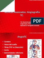 U12 - Técnicas Avanzadas Angiografía TC