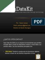 ODK-presentacion