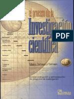 El-Proceso-De-La-Investigacion-Cientifica-Mario Tamayo y Tamayo 4º Edicion 2003 Completo