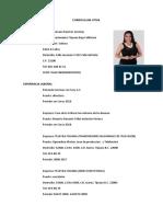 Curriculum Susana Ramirez Guzmanvitae 2018