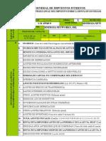 IR-2 Con Programa de Auditoria Limpio 2016