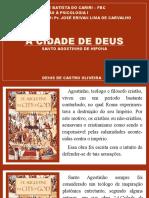 APRESENTAÇÃO CIDADE DE DEUS - AGOSTINHO DE HIPONA.pptx