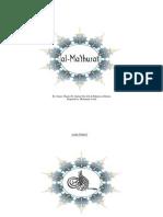 Booklet Al Mathurat
