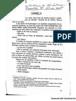 Conto de Antônio de Alcântara Machado e poemas de Mário de Andrade