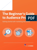 The Beginner's Guide to Audience Profiling