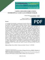 Artigo sobre metodologias ativas
