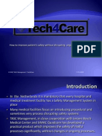 Tech4Care Risk Management Solution