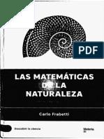 COLECCION --- Las Matematicas de las Naturaleza 1.pdf