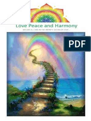 26 1 31 August 2010 Love Peace And Harmony Journal Reality