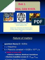 Bab i Gas Ideal Dan Nyata 2009 - 2010