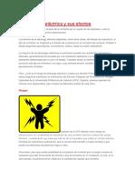 La Descarga Eléctrica y Sus Efectos