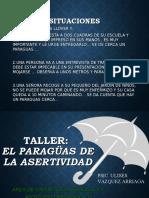 Taller El Paraguas de La Asertividad