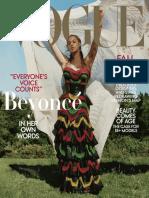 Vogue USA September 2018