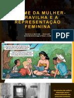 o Filme Da Mulher-maravilha e a Representação Feminina