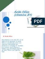 acido folico-