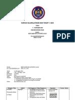 Kursus Kejurulatihan Hoki Tahap 1 (Receiving Aerial Ball)