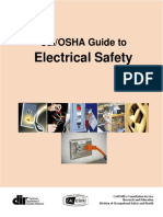 OSHA/CAL Guide to Electrical_Safety