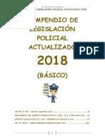 COMPENDIO DE LEGISLACIÓN POLICIAL 2018 PDF.pdf