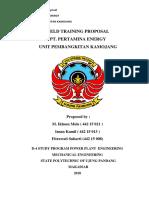 Proposal Kp Kamojang