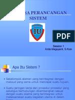 Analisa Perancangan Sistem 1.ppt