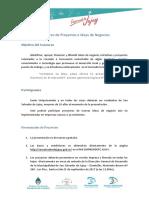 Bases y Condiciones Emprendete Jujuy