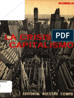 2 - Aguilar M., Alonso - La Crisis Del Capitalismo