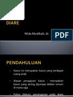 Presentasi Kasus Poli - Wida - Diare