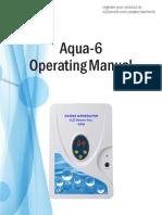 Aqua 6 Manual