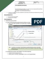 Lab11 - Fundamentos de Macros en Excel