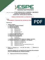 TPrep. 13 - Conocimiento y Diagnosis Del Sistema de Frenos Vehicular