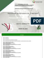 PENSAMIENTO DEL CÁLCULO INTEGRAL.pptx