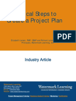 10 Critical Steps to Create a Project Plan.pdf