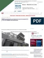 MINEDU Aprueba Directiva Para Denuncias de Casos de Corrupción (R. M. Nº 435-2018-MINEDU)