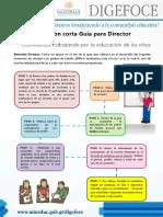 Versión Corta Guia Para Director- Segundo Momento Reunión Padres de Fami...