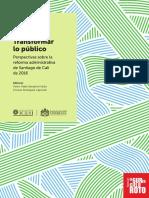Sanabria Transformar Publico 2017