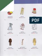Kleidung- Bildwoerterbuch Deutsch