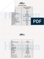 Hongjun Diesel Outboard Engine Catalogue (1)